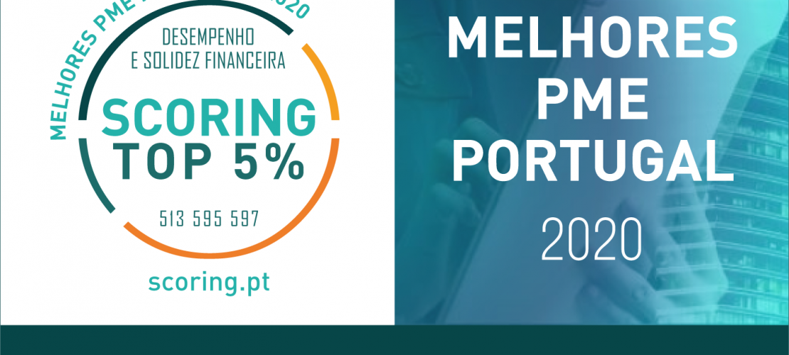 TOP 5% best SMEs in Portugal